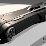 1992-animated-series-batmobile