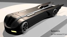 Door Prize Announcement #3: DC Collectibles Batman: The Animated Series: Batmobile
