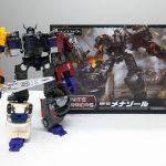 Takara UW-02 Menasor Set