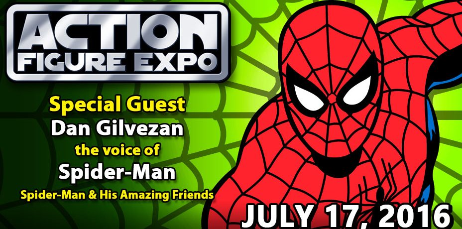 Meet Dan Gilvezan the voice of Spider-Man in Spider-Man and His Amazing Friends
